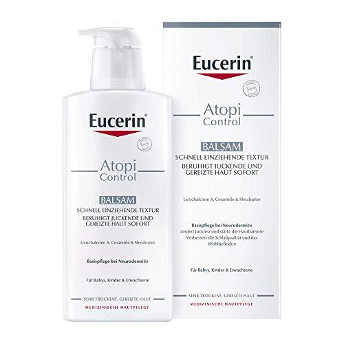 Eucerin AtopiControl Balsamo Corpo Pelle Atopica 400 ml