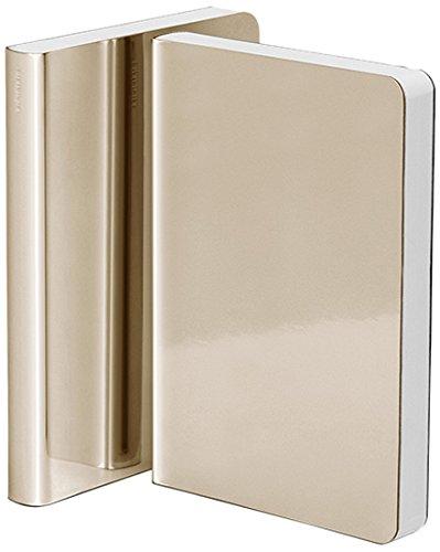 Nuuna 53245 - Cuaderno, color dorado