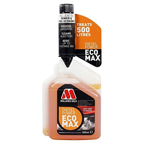 EcoMax Millers Oils - Diesel Power 500ml