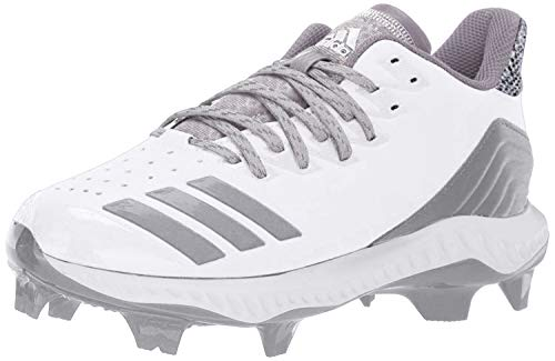 adidas Men's Icon Bounce TPU, White/Grey/Grey, 11.5 M US
