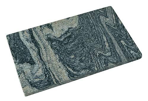 DiConcetto Schneidebrett aus Granit   Steinplatte   Granitplatte (30 x 20 x 1, Granit Latashia)