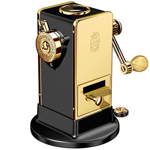 El Casco Black & 23 Kt Gold Plated Pencil Sharpener With Base / Side Load M-430LN