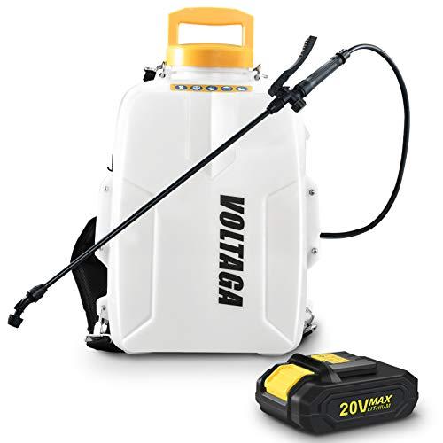VOLTAGA 電動噴霧器 20V 2000mAh充電式噴霧器 1...