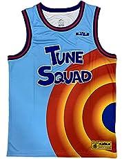 KKSY Basketbalshirts Voor Heren Space James 6# Jerseys Tune Squad Tanktop Mouwloos Ademend T-shirt