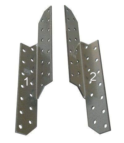 30 Stueck FMG Sparrenpfettenenker 210