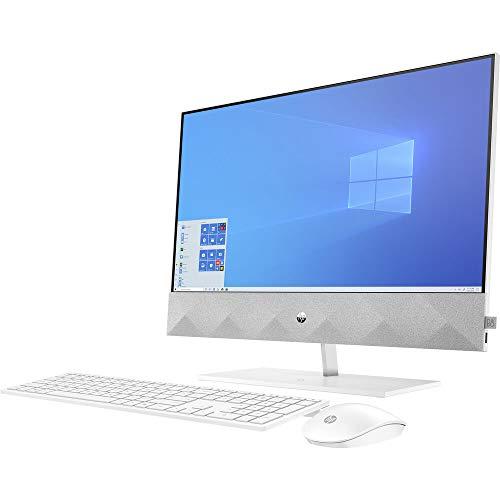 HP Pavilion 27 Touch Desktop 2TB SSD 32GB RAM Extreme (Intel Core i7-10700K Processor 3.80GHz Turbo...