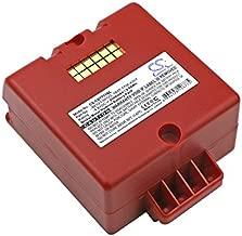 Battery Replacement for CATTRON THEIMEG LRC, LRC-L, LRC-M Part NO 1BAT-7706-A201, BE023-00122