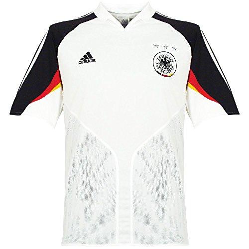 04–05camiseta de equipación de la selección alemana
