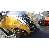 キットF900XR-BMWF900XRと互換性のある3つの3Dゲルステッカーオートバイタンクプロテクター