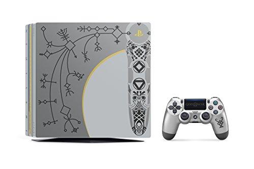 PlayStation 4 Pro - 1TB - Ensemble God of War en Édition Limitée - 3