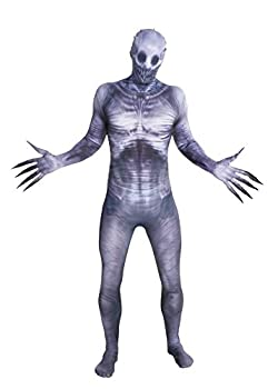 Morphsuits Men s Zalgo Monster Adult Fun Costume The Rake Large