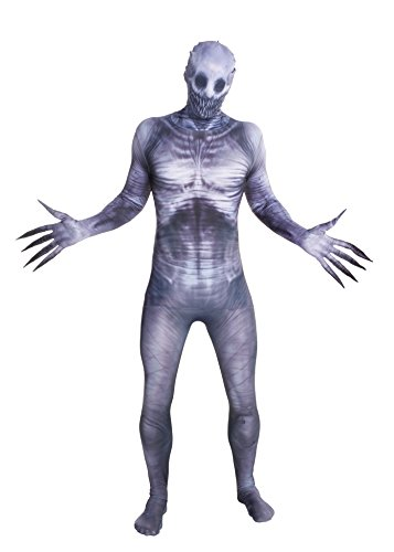 Morphsuits Official Adults The Rake Urban Legend Creepy Pasta Monster Fancy Dress Costume