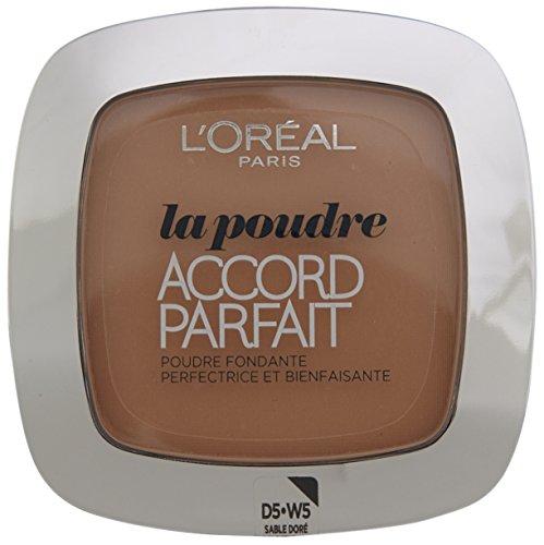 L?Oréal Paris Accord Parfait Make-up Poeder - 5.D/5.W Sabl