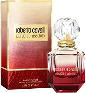 Paradiso Assoluto by Roberto Cavalli for Women - Eau de Parfum, 50ml