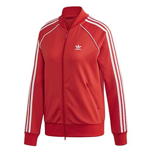 Sudadera Adidas Roja marca Adidas ORIGINALS