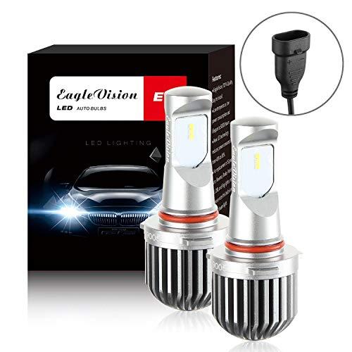 9005 / HB3 LED-lamp voor dimlicht/mistlamp, Eaglevision-serie EV10 Mini Design versie chipversie CSP 6000K xenon wit IP6 plug and play, geschikt voor iedereen