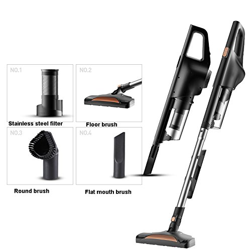 Big Save! VBlfv Vacuum Hand-held Household Vacuum Cleaner, Durable, Ultra-Light, Low Noise Detachabl...