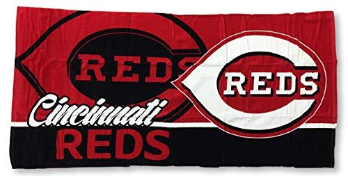 Cincinnati Reds MLB Photo Real Toss Pillow (18x18 )