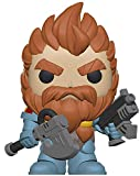 LAST LEVEL- Funko Pack Figura Pop Warhammer 40K: Space Wolves Leader, Multicolor, One-Size (FFK38327)