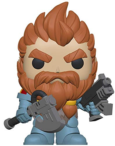 LAST LEVEL- Funko Pack Figura Pop Warhammer 40K: Space