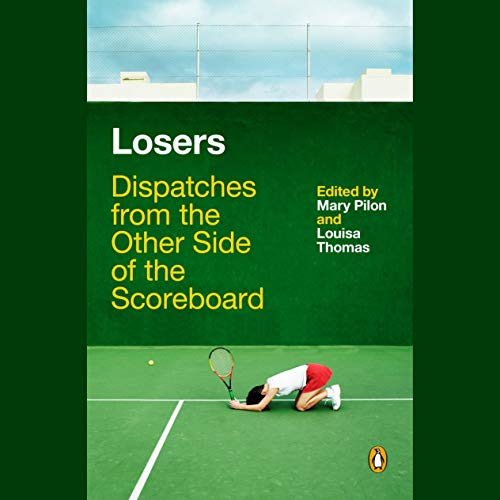 Losers audiobook cover art