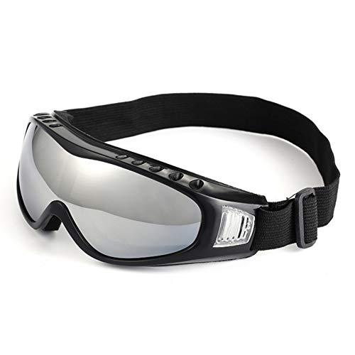 Gyratedream Motorrad Sport Skibrille Brillen UV-Schutz Sonnenbrillen Reiten Laufen Brillen Snowboard Anti-Glare Brillen Sportausrüstung