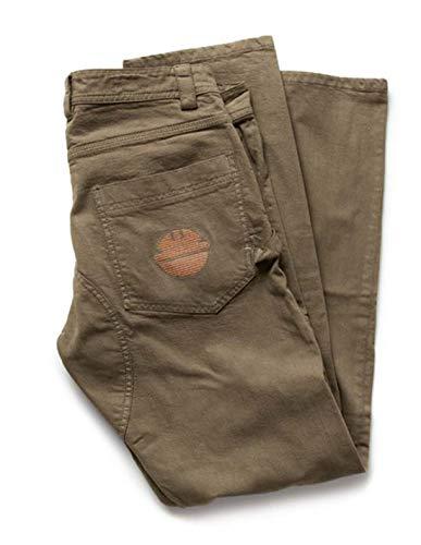 DIKE PRESS - Pantaloni da lavoro elasticizzati, 370 g/m², taglia M