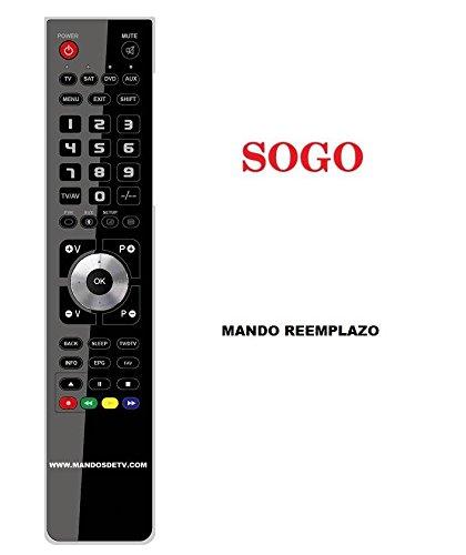 Mando Sat/DTT SOGO SS4750