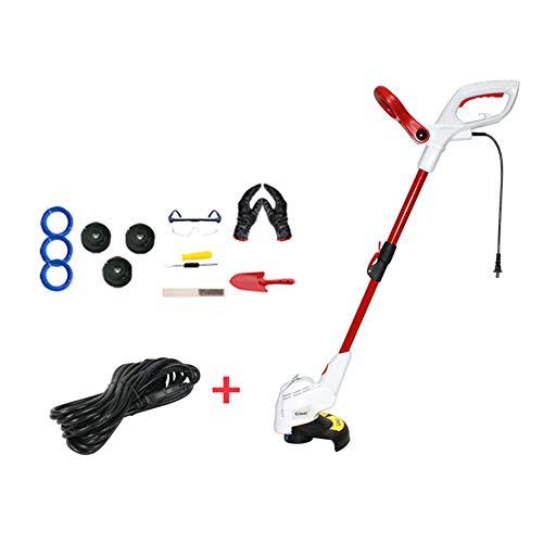 Best Deals! DENGS 450W Hedge Cutter Grass Trimmer, 3-Speed Adjustment, Speed 11000r/min, Power Cord ...