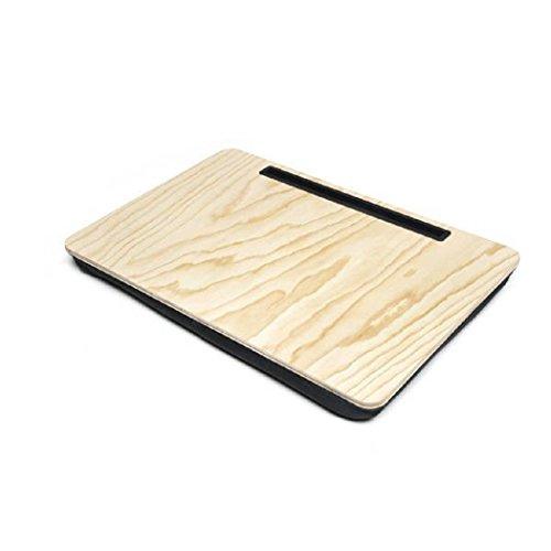 KIKKERLAND US039XL-W Extra Large iBed Lap Desk Wood