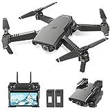 Drone con Telecamera 1080P HD Drone Pieghevole FPV Drone Professionale Posizionamento del Flusso...