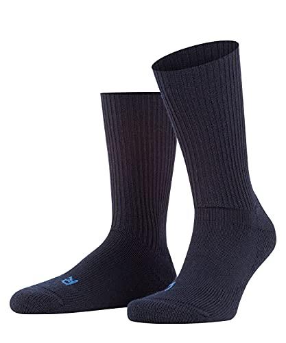 Falke Herren Walkie Ergo U SO Socken, Blickdicht, Blau (Marine 6120), 42-43