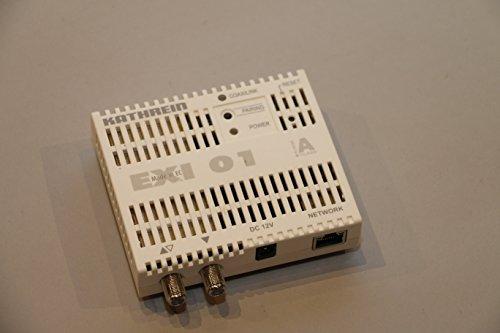 Kathrein EXI 01 Modem (RJ-45, 500Mbps) für IP über Koax-System