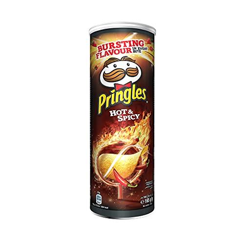 Pringles - Hot & Spicy - 165 g