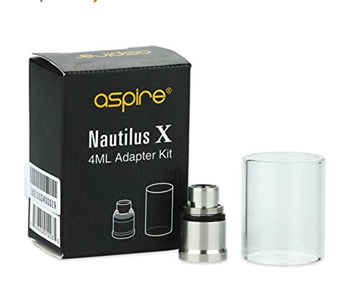 Neue Aspire Nautilus X 4ml Pyrexglas Meistverkauft Produkt Erhält Kein Nikotin