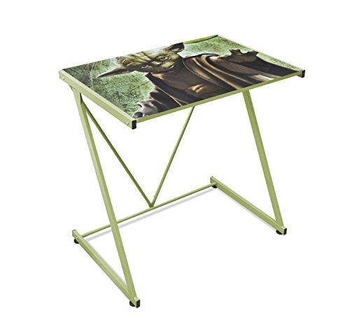 "Disney Star Wars Yoda Z Table, 28"" x 16"" x 16"""