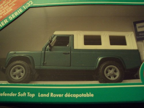 Siku 2562 - Land Rover Defender Soft Top