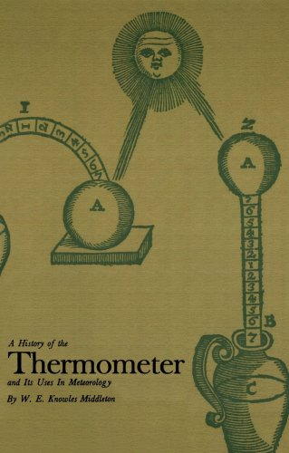 Price comparison product image A History of the Thermometer and Its Uses in Meteorology