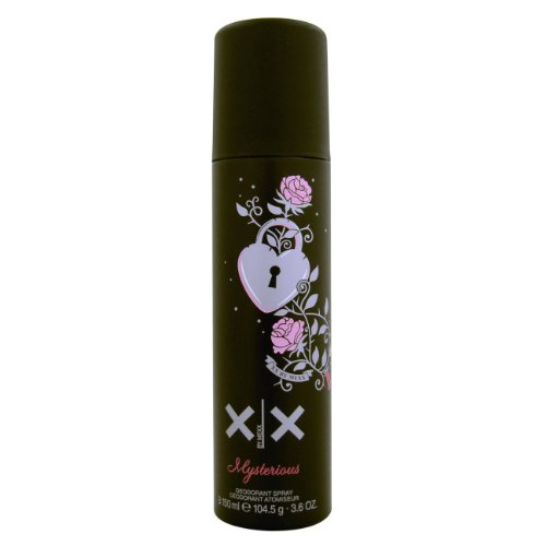 Mexx XX Women Deodorant Spray (Mysterious) 150ml, 1er Pack (1 x 150 ml)