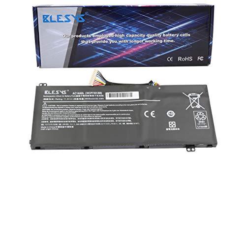 BLESYS AC14A8L Batería KT.0030G.001 Batería portátil Compatible para Acer Aspire VN7-571 VN7-571G VN7-591 VN7-591G VN7-791 VN7-791G VN7-592G Bateria de Notebook