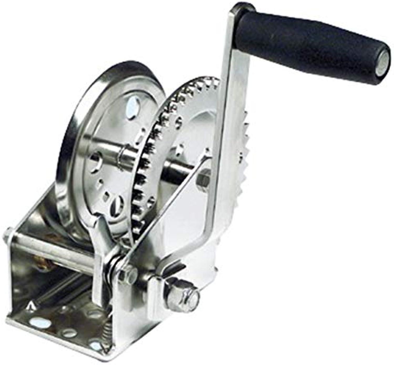 Osculati Anchor Windlass Stainless Steel Winch 90x190x160 mm 900 kg max
