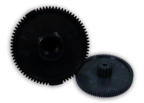 Saeco - pezzi di ricambio e - Kit dentu porcellana, motore per 2 Micro interruttore