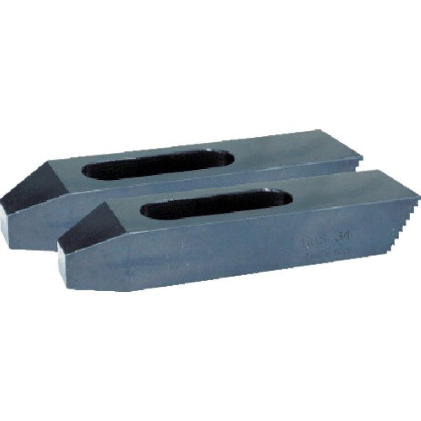 巻き戻す崇拝する道ニューストロング ステップクランプ 使用ボルト M16 全長100 40S-58