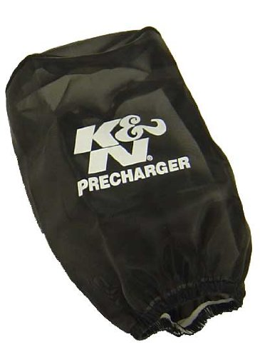 K&N RU-0520PK Black Precharger Filter Wrap - For Your K&N 25-1770 Filter