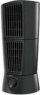 Desktop Wind Tower Oscillating Multi-directional Fan Model T14305 by Lasko