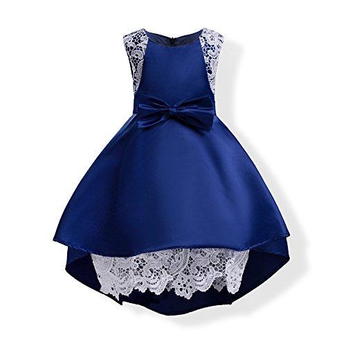 Vestido de novia de niña Vestido de las niñas Vestido de niña...