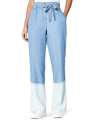 MERAKI Pantaloni Vita Paperbag Donna Marchio
