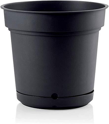 Maiol Maceta, Antracita, 28x28x28 cm, MC2825-P