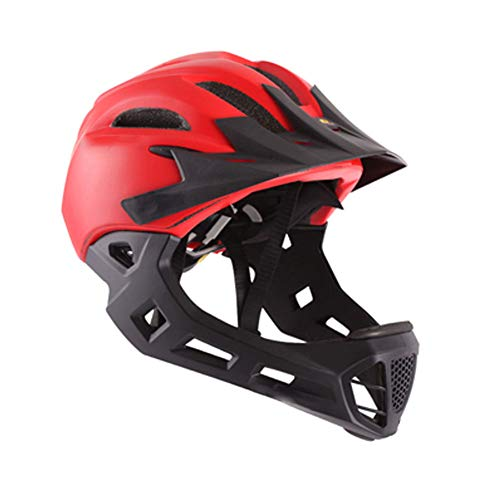 KIKBLW Casco Integral para Bicicleta, Casco balanceador para Patinaje sobre Ruedas, Ciclismo,...