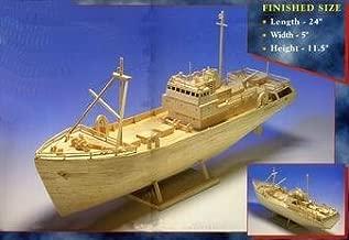 Matchmodeller Side Trawler Matchstick Model Construction kit -